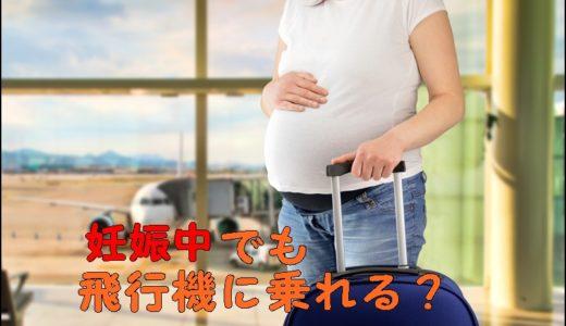 妊娠中でも飛行機に乗れる?妊婦の国内旅行体験記☆